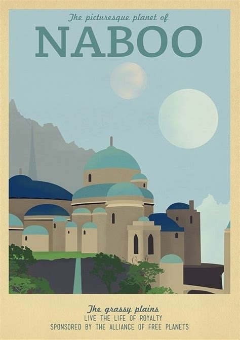 Star Wars Travel Posters by Teacup Piranha / Store