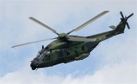 Norway Pre-Selects NH90 for Future SAR
