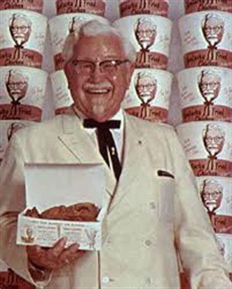 Colonel Sanders overcame a Lifetime of Adversity