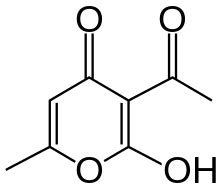 kwas dehydrooctowy - Dehydroacetic acid - qwe
