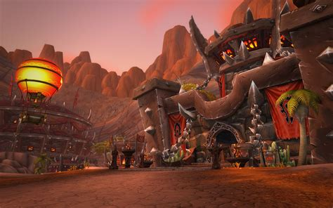 Welcome to Orgrimmar: A Guided Tour - MMO-Champion BlueTracker