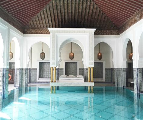 A Relaxing Spa Day at La Mamounia Hotel, Marrakech