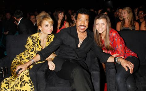 Lionel Richie Voices Concern About Daughter's Romance With
