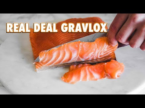 How to Make Gravlax - The New Baguette