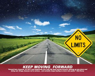 No Dieting Just Living!: Keep moving forward!