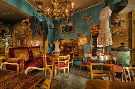 Once Upon a Time in Krakow at the Old Jewish Quarter Café