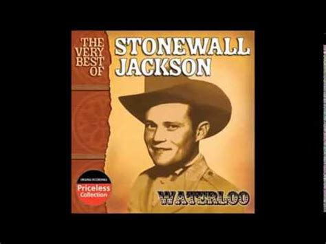 A Wound Time Can't Erase — Stonewall Jackson | Last