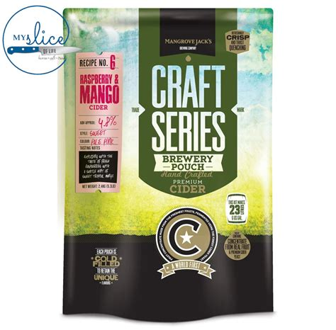 Mangrove Jacks Craft Series Cider Extract Pouches - My