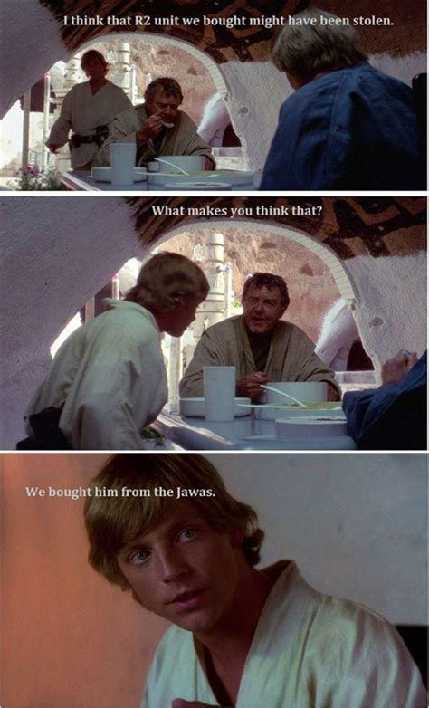 The Best Star Wars Jokes You'll See All Day (probably