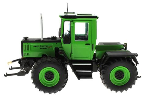 weise-toys 2021 - MB-trac 1000 Family 1:32