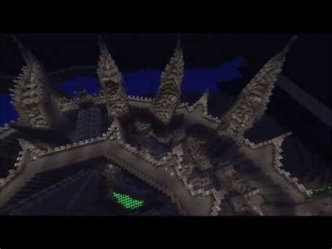 Lord of the Rings - Minas Morgul - Minecraft - YouTube
