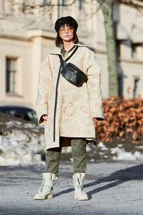 Oslo Runway Street Style Photos   Who What Wear UK