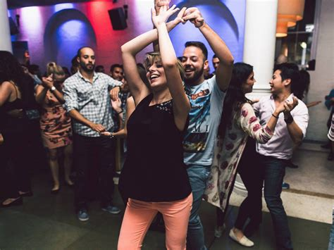 The top salsa nights in Sydney