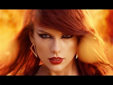 Taylor Swift 'Bad Blood' Video - The Real Meaning - YouTube