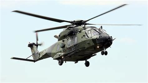 Germany grounds NH90 helicopters