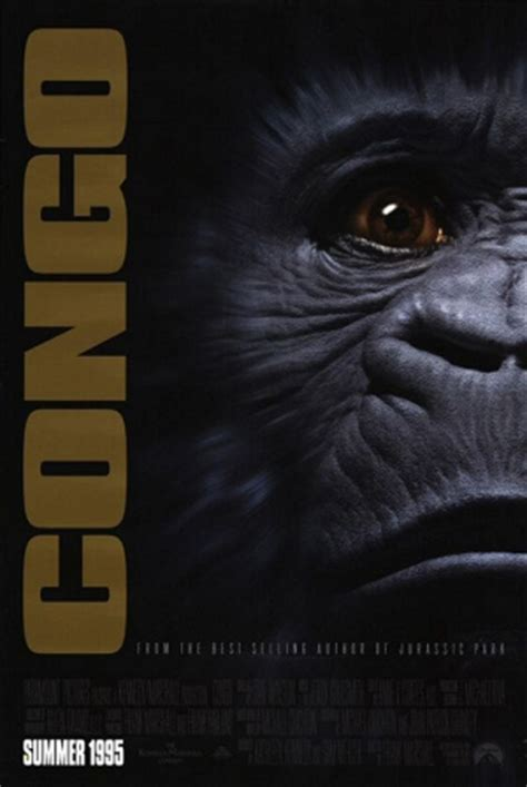 Congo (1995) Review  BasementRejects