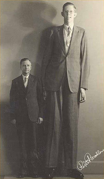 Top 10 Tallest Men in the World - World Most