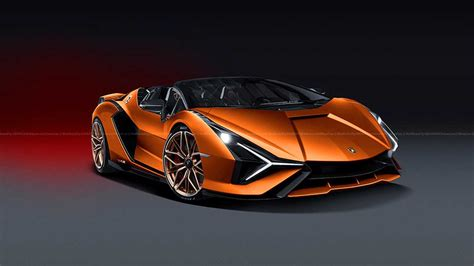 Lamborghini Sian FKP 37 Roadster Planned, But Sold Out