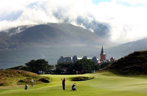 Top 10 Ireland Golf Courses as requested by Real Irish