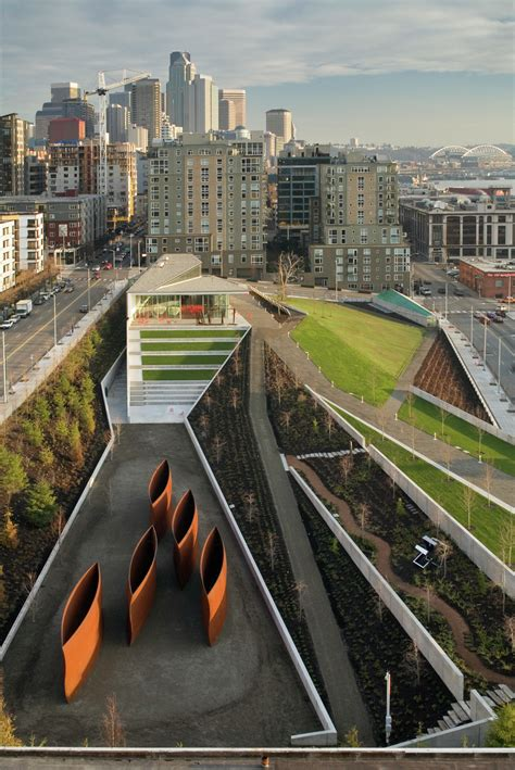 Gallery of Olympic Sculpture Park / Weiss Manfredi - 4