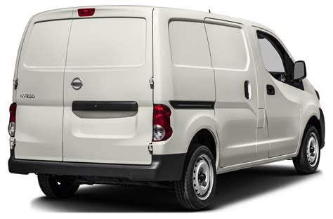 2016 Nissan NV200 Styles & Features Highlights