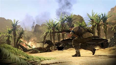 Sniper Elite III (PS3 / PlayStation 3) Game Profile   News