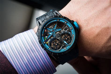 Watch Of The Week: Roger Dubuis Excalibur Spider Pirelli