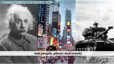 What Is Nonfiction? - Definition & Examples - Video