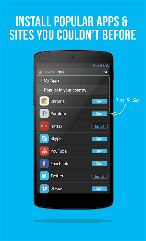 Hola Free VPN Proxy Apk Mod Unlimited | Android Apk Mods