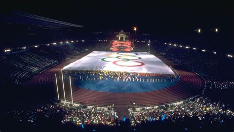 """Barcelona """"totally transformed"""" by hosting 1992 Olympic"""