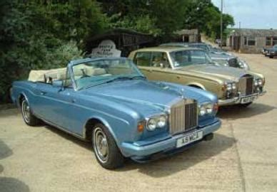 Rolls-Royce Corniche IV Guide, History and Timeline from