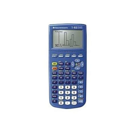 Texas Instruments TI-82 STATS - graphing calculator | Billig