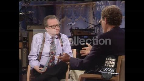 LARRY KING LIVE - YouTube
