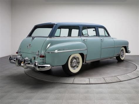 1954 Chrysler New Yorker Town and Country Wagon for sale