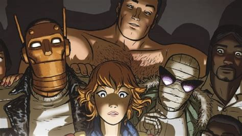 Doom Patrol will be in live-action Titans series