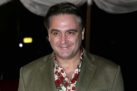 Tony Slattery hints at childhood abuse by priest