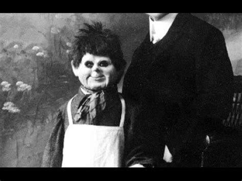 Top 10 Creepiest Ventriloquist Dummies in History - YouTube