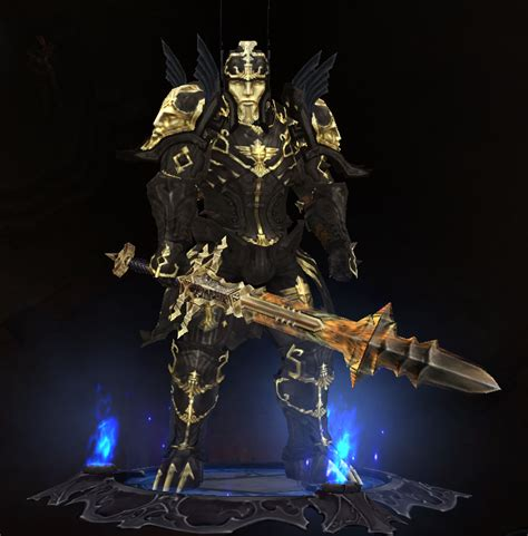 Show Off Your Babarian Transmog! - Barbarian: Bastion's