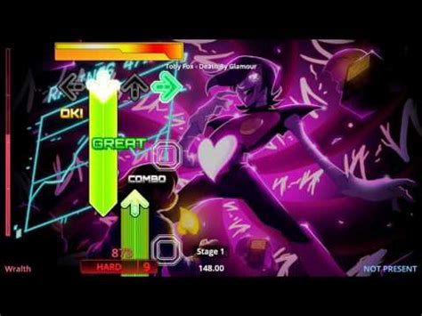 Stepmania 5: Death By Glamour (Undertale) - YouTube