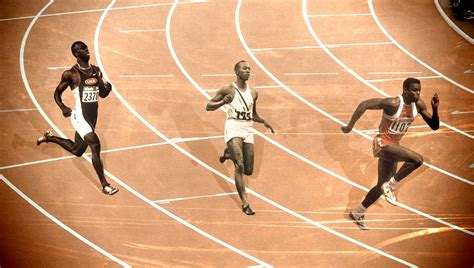 """Carl Lewis and Michael Johnson on the """"incomparable"""" Jesse"""