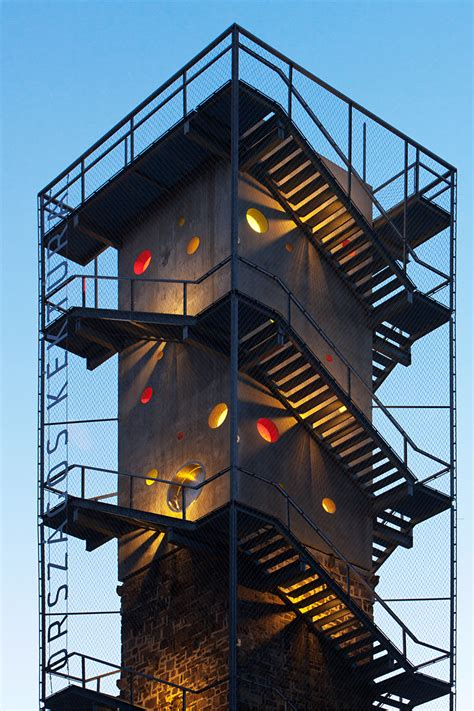 Lookout Tower at Galyateto / Nartarchitects   ArchDaily