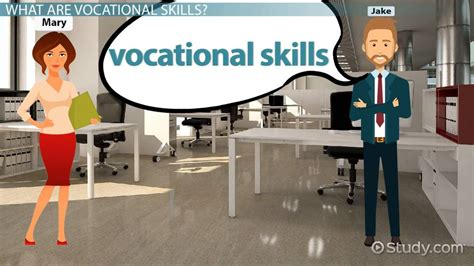 Vocational Skills: Definition & Examples - Video & Lesson