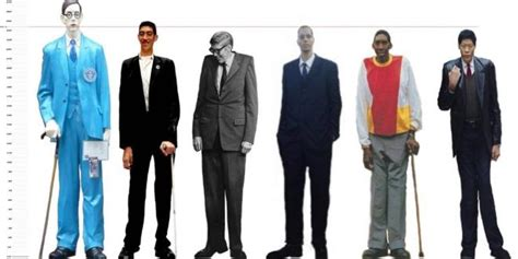 Top 10 Tallest People in History - Diversity News Magazine