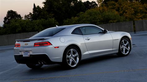 2014 Chevrolet Camaro LT RS - Wallpapers and HD Images