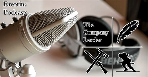 Podcasts - The Company Leader