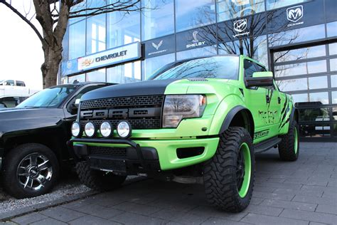 """Ford F-150 Raptor """"The Beast"""" by GeigerCars ~ Iconic Cars"""