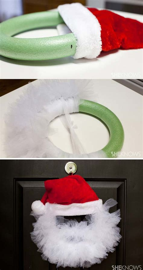 10 Exciting Christmas Decorations Created From Pool