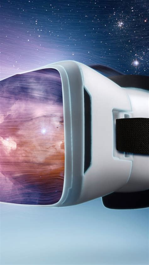 Wallpaper VR Concept, Virtual reality, Headset, Technology