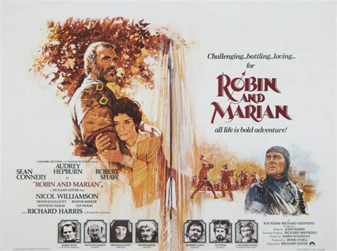 Robin and Marian Movie Poster (#3 of 3) - IMP Awards