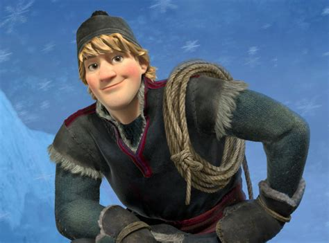 The voice of Frozen's Kristoff awesomely ranks the other